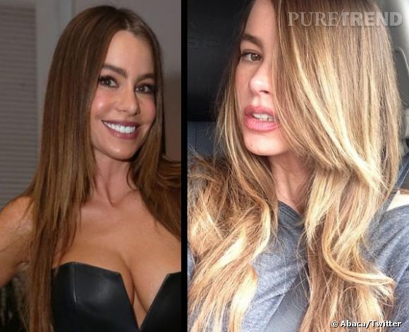 Sofia Vergara est passée au blond. Pour devenir encore plus sexy ?
