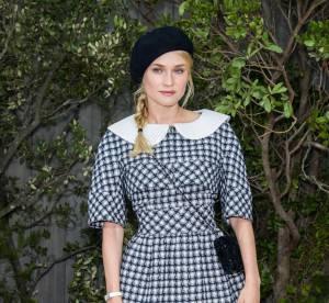 Diane Kruger vs Anna Dello Russo : la robe d'ecoliere Chanel