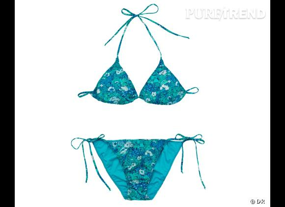 Must Have : Etam & Liberty      Bikini Tara imprimé Thorpe,   24,90 et 14,90 €