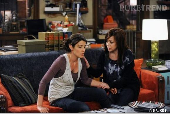 """""""How I Met Your Mother"""" saison 8 épisode 24 : Robin angoisse-t-elle pour son mariage ?"""