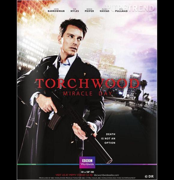 """""""Doctor Who"""" a eu tellement de succès qu'un spin-off a été créé : """"Torchwood""""... Une équipe de spécialistes utilise des armes extra-terrestres pour venir à bout des menaces aliens sur Terre."""