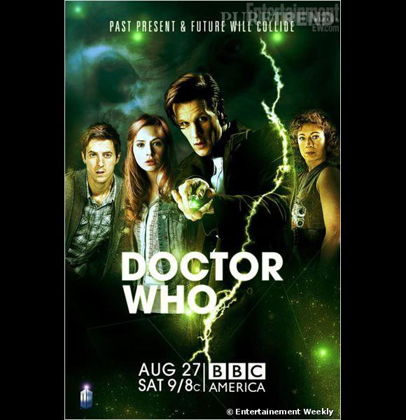 """""""Doctor Who"""", sûrement la série de sicence-fiction actuelle qui a la plus grande communauté de fans !"""