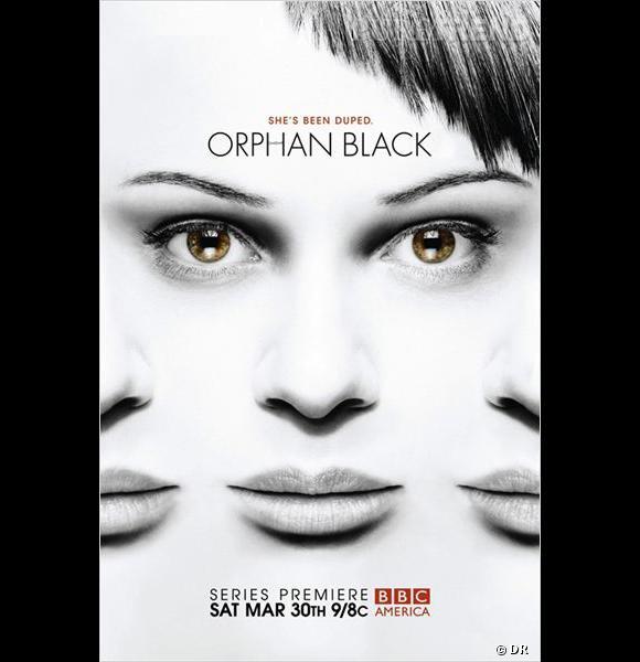 """Si vous aimez les histoires de clônes, foncez regarder """"Orphan Black"""", la nouvelle série de la BBC..."""