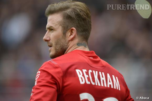 À 38 ans, David Beckham est un père de famille comblé, un footballeur que les clubs s'arrachent et l'égérie sexy d'H&M...