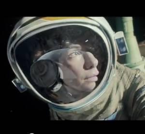 Gravity : George Clooney et Sandra Bullock dans une bande-annonce a couper le souffle !