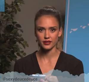 Jessica Alba, Zach Braff, Kate Mara : des insultes sur Twitter, ils reagissent !