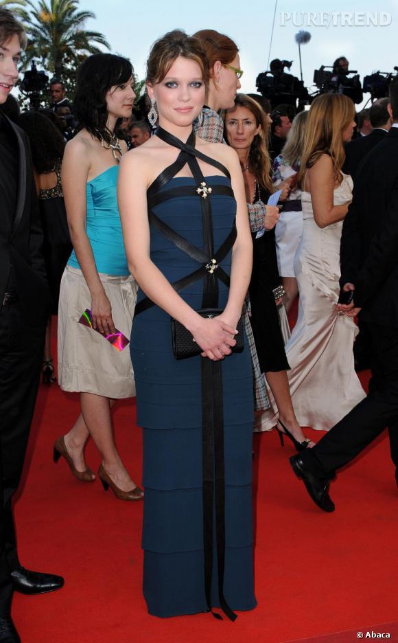 """Léa Seydoux sera au Festival de Cannes 2013 pour le film """"Grand Central""""."""