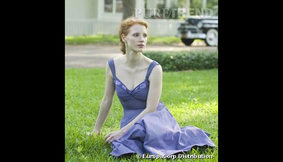 Jessica Chastain : ses coiffures au cinéma    Par choix ou non, l'actrice affiche un goût pour les coiffures rétro.