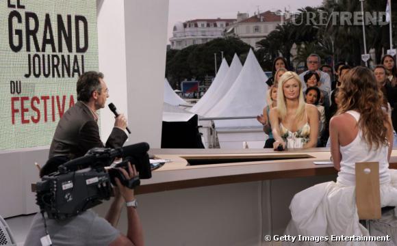 Même Paris Hilton est passée sur la plateau de l'émission, en 2006 !