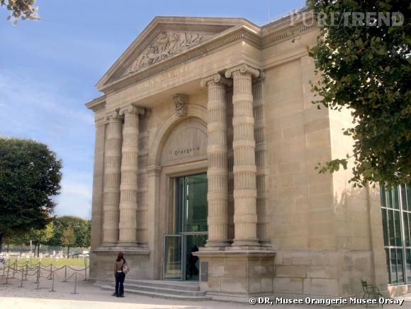 L'Orangerie Musée d'Orsay.