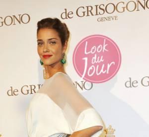 Ana Beatriz Barros, transparence immaculee pour la soiree de Grisogono