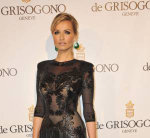 Cannes 2013 : Adriana Karembeu en cuir sexy pour la soiree De Grisogono