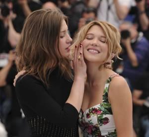 Lea Seydoux, Cannes 2013 : jeune fille en fleur pour la vie d'Adele