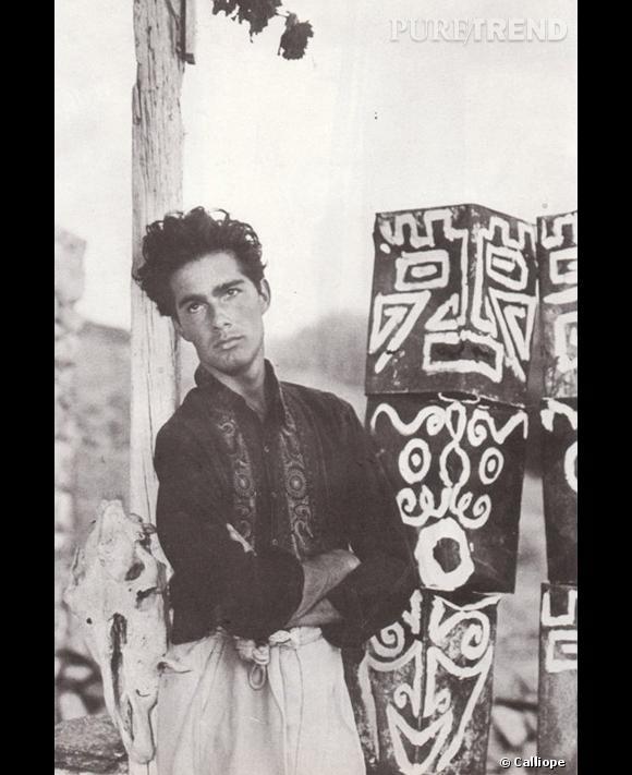 Vincent Darré à 17 ans sous influence Jean Cocteau