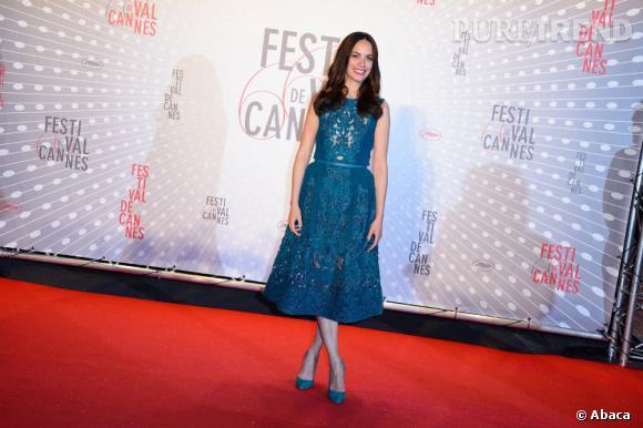 Bérénice Béjo à Cannes : un total look qui ne passe pas inaperçu.