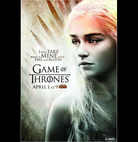 """La saison 3 de """"Game of Thrones"""" prendra fin le 9 juin... Mais déjà, la saison 4 s'organise."""