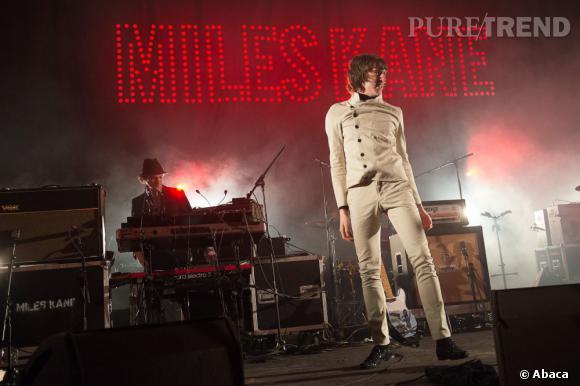 Le rockeur anglais Miles Kane est de retour après deux ans d'avance avec l'album Don't Forget Who You Are.