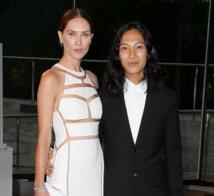 Erin Wasson et Alexander Wang aux CFDA Awards 2013.