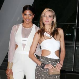 Rachel Roy and Jessica Hart aux CFDA Awards 2013.