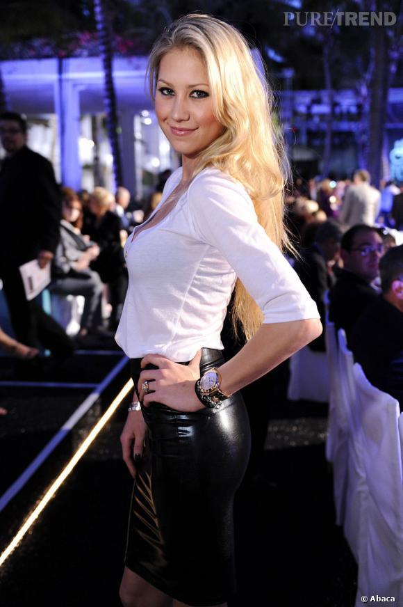 Anna Kournikova fête ses 32 ans aujourd'hui vendredi 7 juin.