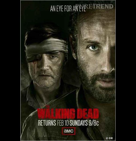 """Il faudra patienter jusqu'à l'automne 2013 pour découvrir la saison 4 de """"The Walking Dead""""."""
