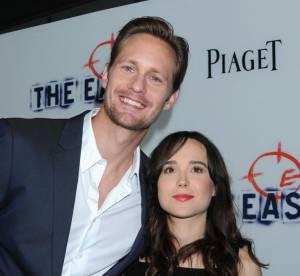 Alexander Skarsgard et Ellen Page, en couple depuis un an ?