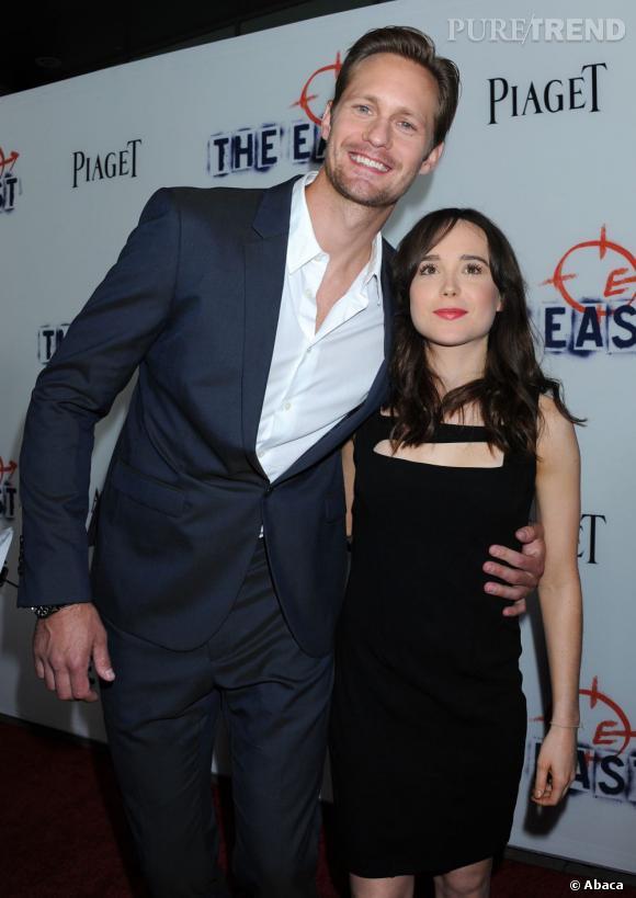 Alexander Skarsgard et Ellen Page sont-ils en couple ? Des rumeurs parlent d'une histoire de plus d'un an...