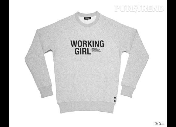 """Le must have de Marijke Sweat """"Working Girl"""" Ron Dorff, 95 €"""