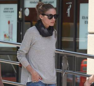 Olivia Palermo, new-yorkaise decontractee... A shopper !