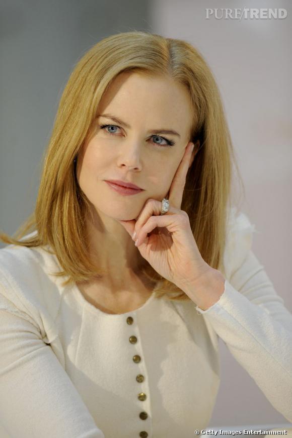 Nicole Kidman fête ses 46 ans et toujours aussi glamour !