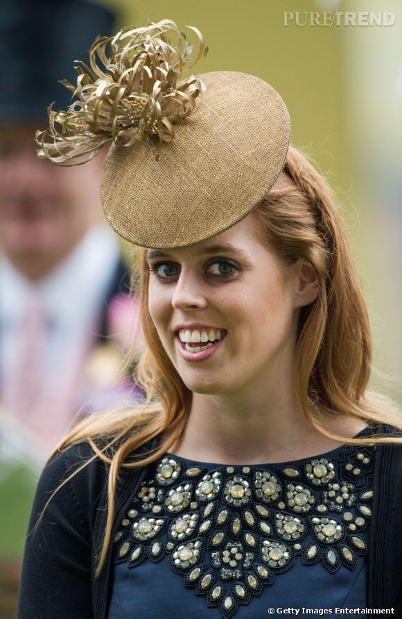 La Princess Beatrice l'a joué simple au Royal Ascot 2013