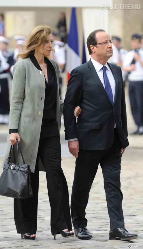 Valérie Trierweiler fait des déclarations sensibles sur son couple avec François Hollande.