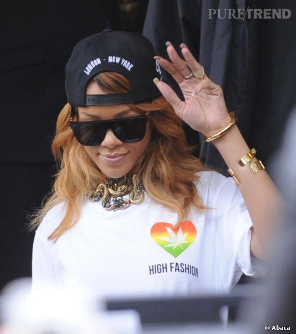 Rihanna n'est plus à un scandale près et n'a pas honte de cette vidéo.