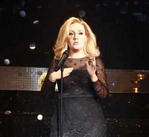 Adele : amaigrie en statue de cire pour le musee Tussauds !