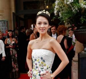 Zhang Ziyi, Claire Chazal, Carole Bouquet : le Grand Bal de la Comedie Francaise 2013