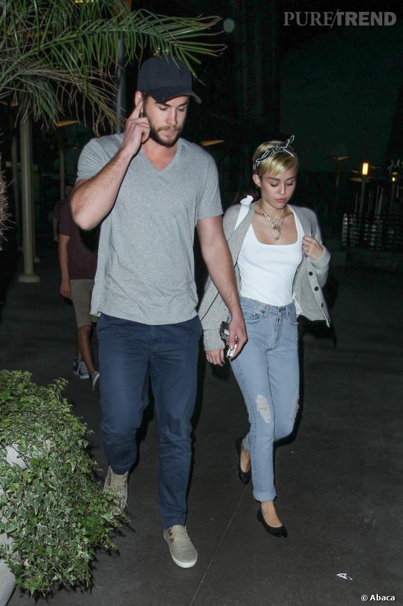 Miley Cyrus et Liam Hemsworth se sont retrouvés au Canada pour quelques jours en amoureux. On y croyait plus !