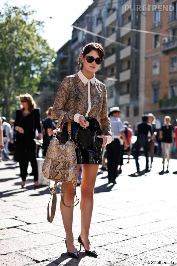 Le mix fashion : quelle paire de chaussures pour aller avec mes lunettes ?