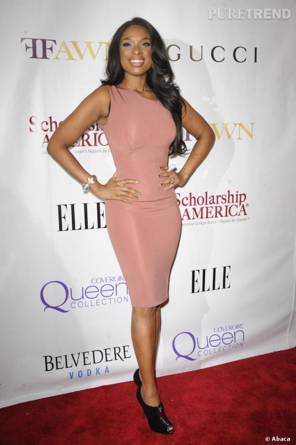 Jennifer hudson est c l bre pour son impressionnante perte de poids passant de la taille 48 - Rihanna poids taille ...