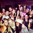 Selena Gomez a fêté ses 21 ans comme il se doit, entourée de ses amies !
