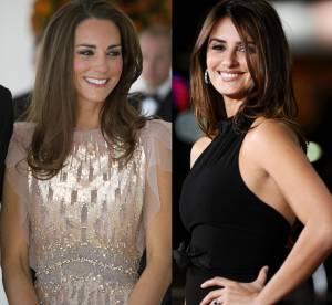 Kate Middleton vs Penelope Cruz : qui est la maman la plus lookee ?