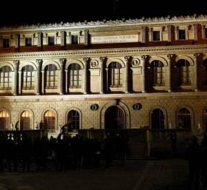 École nationale supérieure des beaux-arts de Paris dont Ralph Lauren devient mécène.