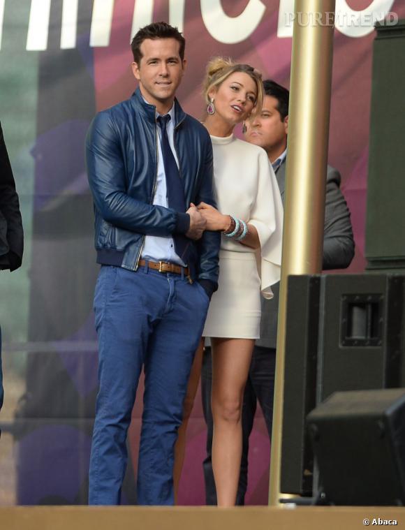 Blake Lively et Ryan Reynolds... un bébé pour très bientôt ?
