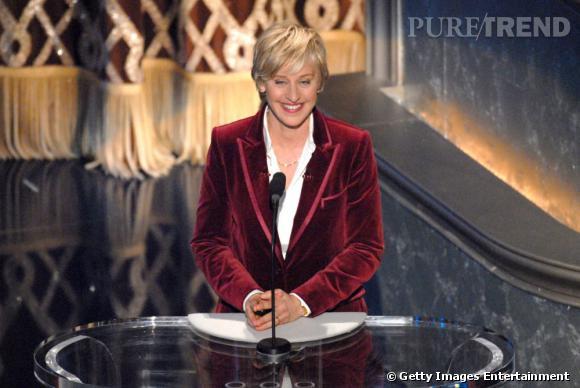 Ellen Degeneres présentera les Oscars en 2014... après les avoir présentés en 2007.