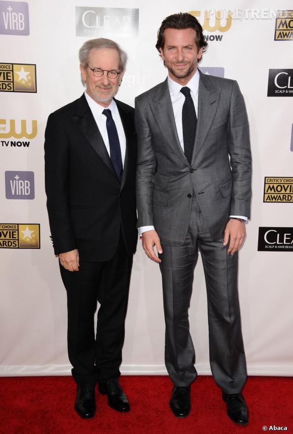 Bradley Cooper et Steven Spielberg auraient pu travailler ensemble.