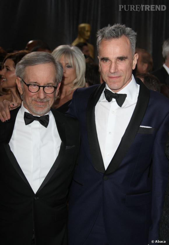 """Steven Spielberg et Daniel Day-Lewis ont déjà collaboré ensemble dans le film """"Lincoln""""."""
