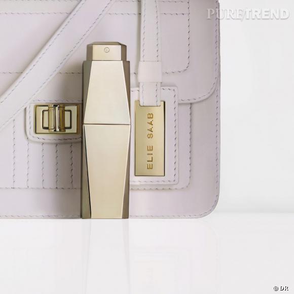 Les parfums en mode nomade Vaporisateur de sac rechargeable Elie Saab Le Parfum, 80€