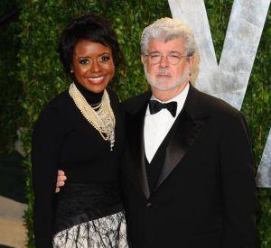 George Lucas et Mellody Hobson ont commencé à sortir ensemble en 2006 avant de se fiancer en janvier 2013...
