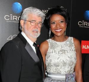 George Lucas, papa a 69 ans de son 1er enfant biologique
