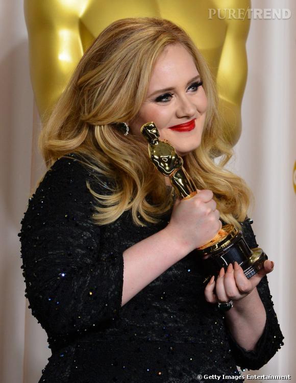 """Adele, devant la caméra pour le film """"The Secret Service"""" ?"""