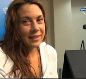 Marion Bartoli pour Eurosport.